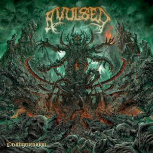 AVULSED (Spa) – 'Deathgeneration' D-LP Gatefold