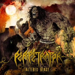 PERPETRATÖR (Por) - Altered Beast CD