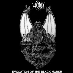 WORM (USA) – 'Evocation of the Black Marsh' LP