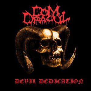 DOM DRACUL (Swe) – 'Devil Dedication' CD Digipack