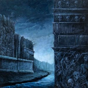 TEMPLE NIGHTSIDE (OZ) – 'The Hecatomb' LP