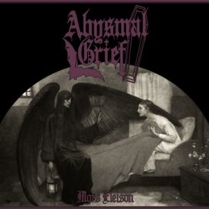 ABYSMAL GRIEF (It) – 'Mors Eleison' MCD Digipack
