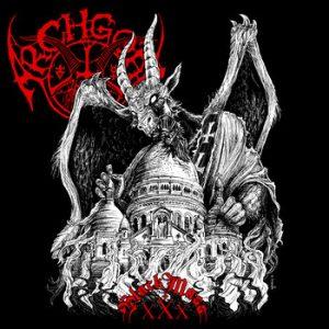 ARCHGOAT (Fin) – 'Black Mass XXX' CD Digipack