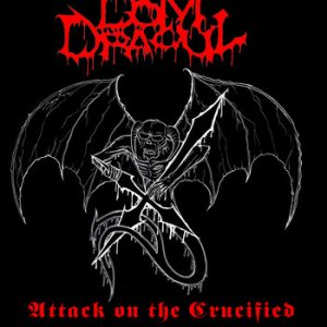 DOM DRACUL (Swe) – Attack of the Crucified LP