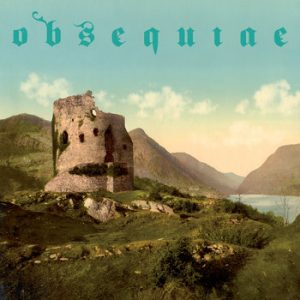 OBSEQUIAE (USA) – 'The Palms of Sorrowed Kings' CD Digipack