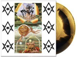 MAGUS (USA) – 'Ruminations Of Debauchery' LP Gatefold (Gold/black marble)