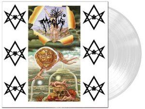 MAGUS (USA) – 'Ruminations Of Debauchery' LP Gatefold (Clear vinyl)