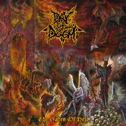 DAY OF DOOM (USA) – 'The Gates of Hell' CD