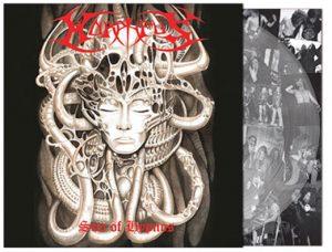 MORPHEUS (Swe) Son of Hypnos LP (Clear vinyl)