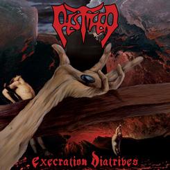 PESTIFIER (Por) – 'Execration Diatribes' CD Slipcase