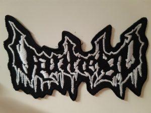 VANHELGD - logo PATCH (shaped)
