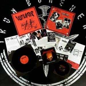VOMITOR (Oz)- 'Roar of War' LP + 7'EP
