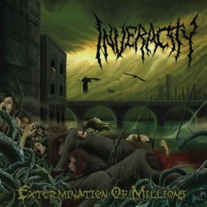 INVERACITY (Gr) – 'Extermination of Millions' CD