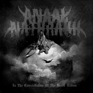 ANAAL NATHRAKH (UK) – In The Constellation Of The Black Widow D-LP Gatefold