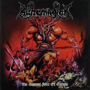 RUNEMAGICK (Swe) – 'The Supreme Force of Eternity' LP
