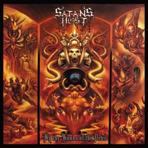 SATAN'S HOST (USA) – 'By the Hands of the Devil' D-LP Gatefold