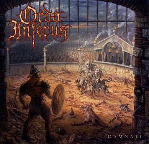 ORDO INFERUS – 'Damnati' MCD Digipak