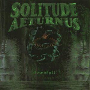 SOLITUDE AETURNUS (USA) – 'Downfall' CD