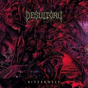 DESULTORY (Swe) – 'Bitterness' CD Super Jewel Box