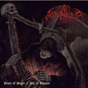 AVENGER (Cz) – 'Feast of Anger - Joy of Despair' LP