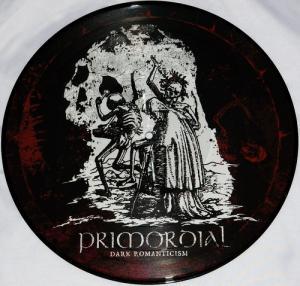 PRIMORDIAL (Irl) – 'Dark Romanticism' Pic-LP