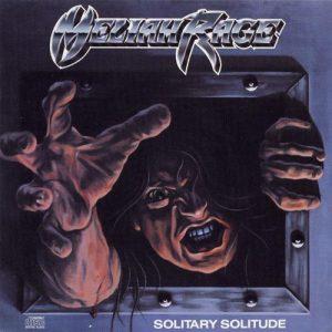 MELIAH RAGE (USA) – 'Solitary Solitude' 2-CD Slipcase