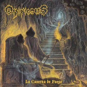 ONIRICOUS (Spa) – 'La Caverna De Fuego' LP