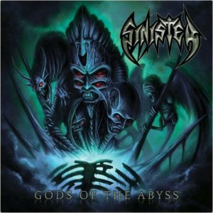 SINISTER (Nl) – Gods Of The Abyss CD