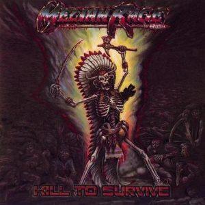 MELIAH RAGE (USA) – 'Kill To Survive' 2-CD Slipcase