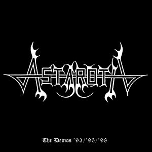 ASTAROTH  (USA) – 'Demos '93 / '95 / '98' CD