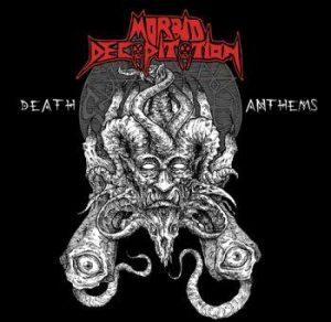 MORBID DECAPITATION (Can) – 'Death Anthems+bonus' CD