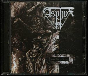 ASPHYX (Nl) – 'Crush The Cenotaph' MCD