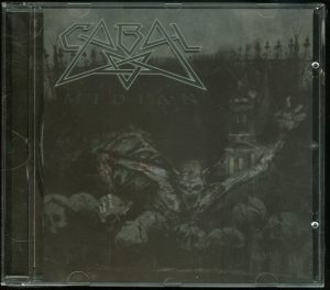 CABAL (USA) – 'Midian' CD