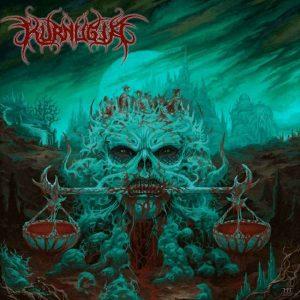KURNUGIA (USA) – 'Forlorn and Forsaken' CD