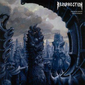 RESURRECTION (USA) – 'Embalmed Existence' 2-CD Slipcase