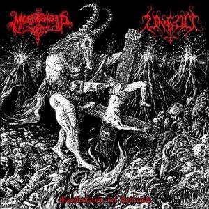 MORBOSIDAD / UNGOD (USA/Ger) - Split LP