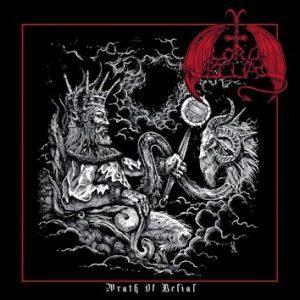 LORD BELIAL (Swe) – Wrath of Belial (the demos) CD