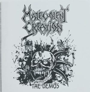 MALEVOLENT CREATION (USA) - The Demos 2-CD