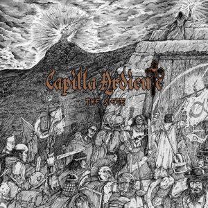 CAPILLA ARDIENTE (Chi) – 'The Siege' LP Gatefold (Silver vinyl)