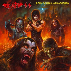 DEATH SS (It) – Rock'n'Roll Armageddon CD Slipcase