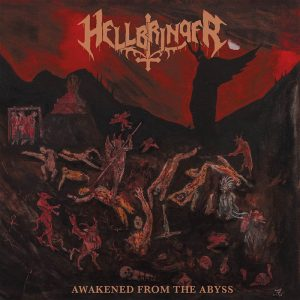 HELLBRINGER (Aus) – 'Awakened from the Abyss' CD