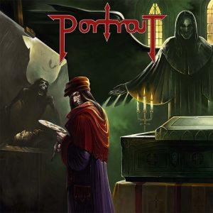 PORTRAIT (Swe) – 'Portrait' LP (Clear vinyl)