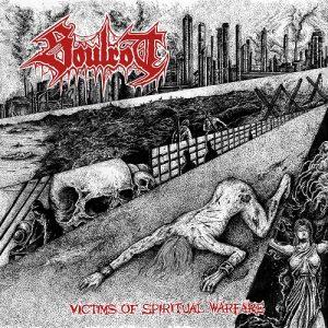 SOULROT (Chi) - Victims of Spiritual Warfare CD