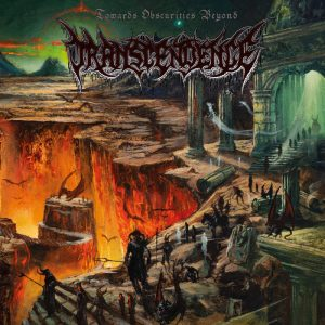 TRANSCENDENCE (USA) - Towards Obscurities Beyond CD