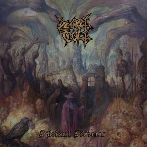 ZEALOT CULT (Irl) – 'Spiritual Sickness' CD