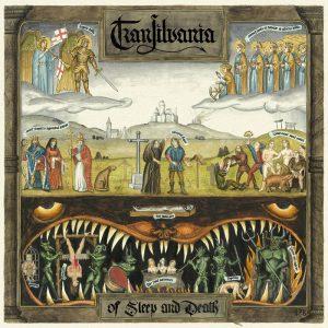 TRANSILVANIA (Aus) – Of Sleep And Death CD