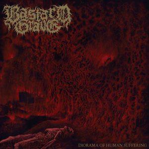 BASTARD GRAVE (Swe) - 'Diorama Of Human Suffering' CD