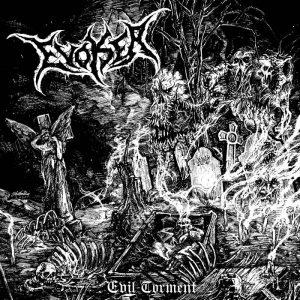 EVOKER (Aus) – Evil Torment LP
