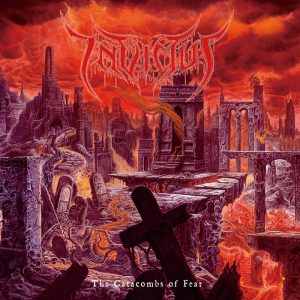 INVICTUS (Jap) – The Catacombs of Fear CD