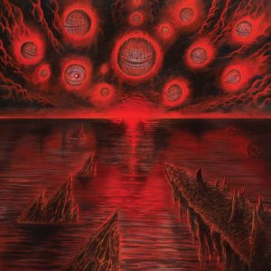 GOREPHILIA (Fin) – 'In the Eye of Nothing' LP